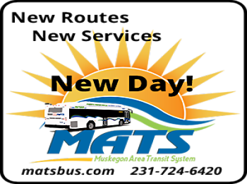 Advertisement - Muskegon Area Transit System