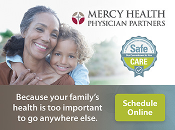 Advertisement - Mercy Health Muskegon