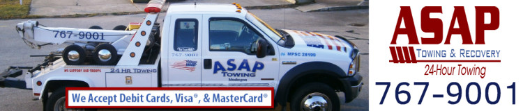 Advertisement - ASAP Towing