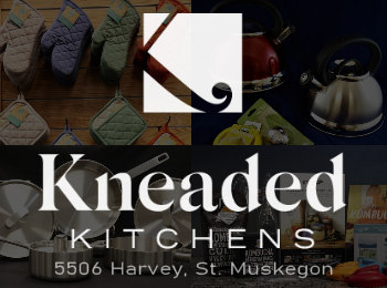 Advertisement - Kneaded Kitchens 5506 Harvey Muskegon