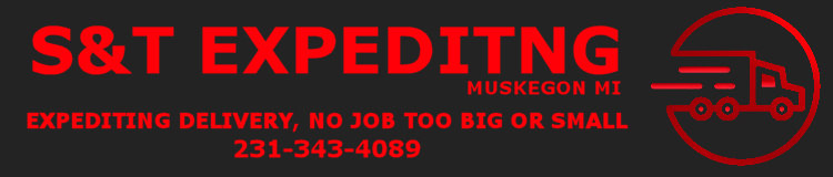 Advertisement - S&T Expediting Muskegon MI