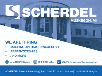 Advertisement - Scherdel Sales & Technology
